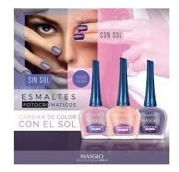 bdd381db91 Esmalte De Uñas Que Cambia De Color Con El Sol en Mercado Libre Colombia