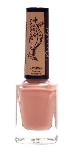 kit esmaltes nudes coleção nude 9 cores lançamento la femme