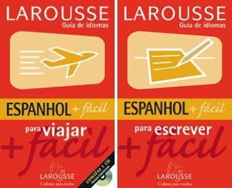 kit - espanhol  mais facil para viajar e escrever
