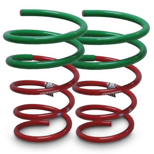 kit espirales delanteros rm progresivos fiat siena