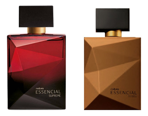 kit essencial masculino: mirra+ supreme
