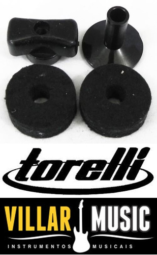kit  estantes feltros, base, borboleta torelli ta-061