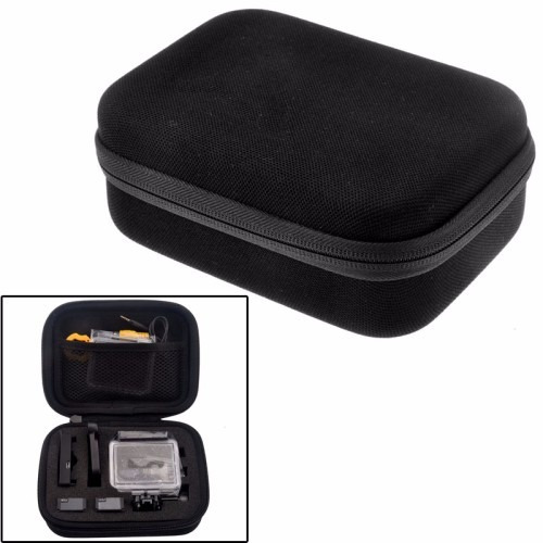 kit estojo anti choque + caixa estanque +parafuso ajustável