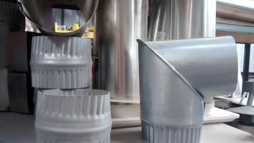 kit estufa ahoradora leña ecologica patsari
