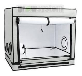 kit estufa de cultivo homebox (80x60x70cm) +led + ventilação