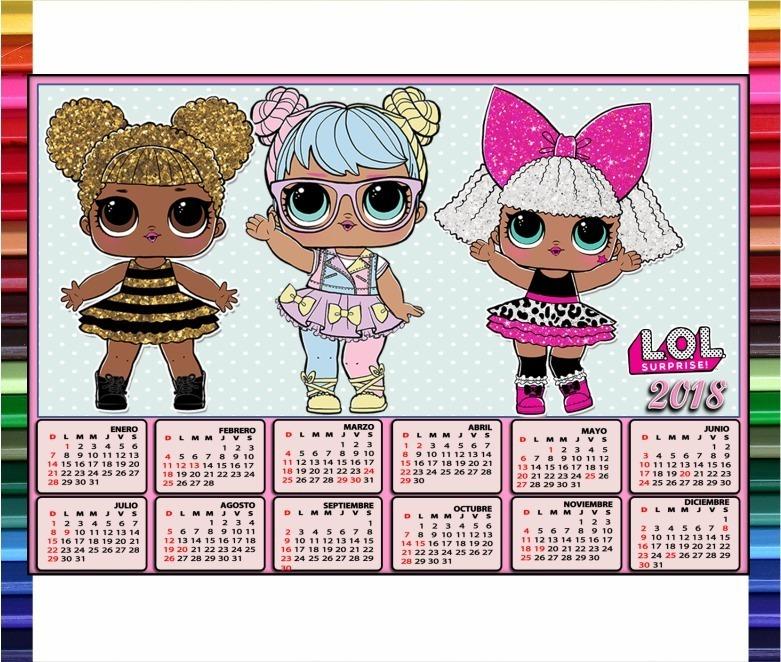 kit etiquetas escolares muñecas l o l imprimible 2018 lol s 9 00