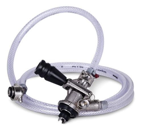 kit extração - válvula extratora + mangueiras + conexões