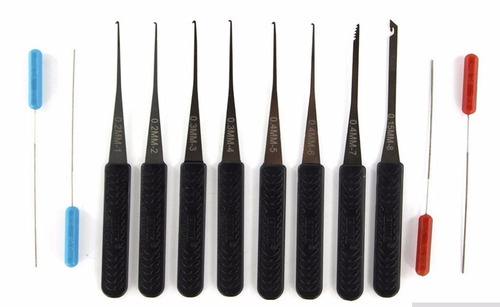 kit extrator de chave quebrada ferramenta chaveiro