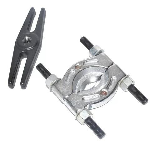 kit extrator p/ rolamentos alternador/cambio c/ 12 pçs