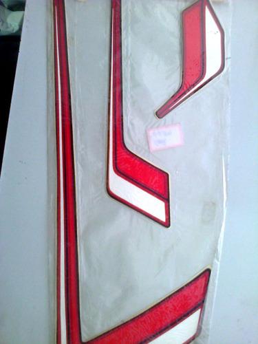 kit faixa adesiva ml 125  preta completo