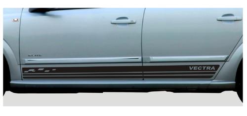 kit faixa lateral adesivo vectra sedan 2008 2009 2010 2011