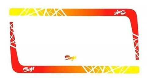 kit faixa saveiro sunset adesivo lateral modelo original