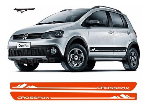 kit faixas crossfox spacefox fox personalizado com a raposa