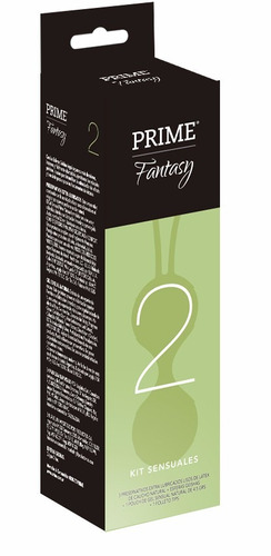 kit fantasy 2 prime esferas geishas preservativos gel