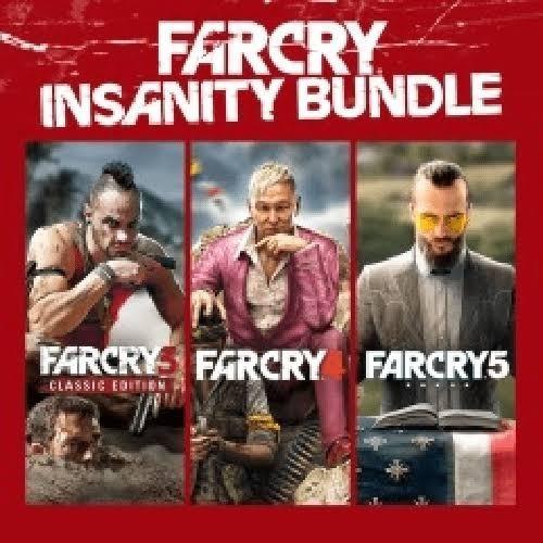 kit farcry3,4e5 xbox onde