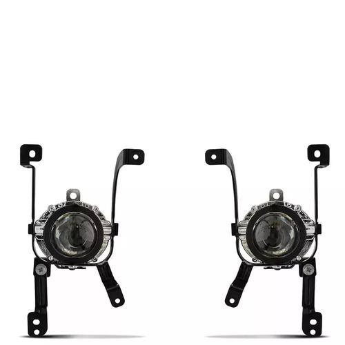 kit farol auxiliar de milha shocklight modelo hb20 2016 trip