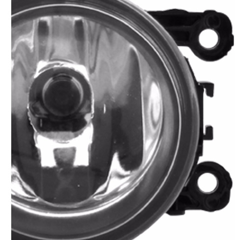 kit farol de milha l200 triton 2014 botão modelo original