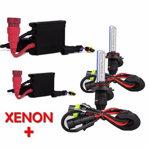 kit farol milha strada trekking 2014 bt original xenon 8000k