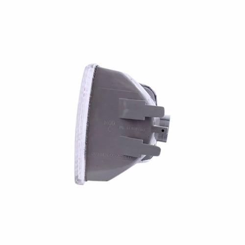 kit farol saveiro quadrada 91 92 93 94 95 + pisca + lanterna