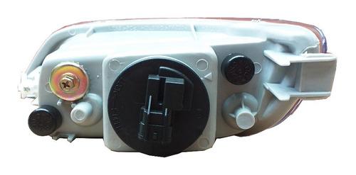kit faros antiniebla toyota corolla new sensation 2006 2008