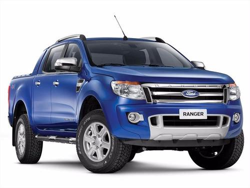 kit faros auxiliares antiniebla ford ranger 2013 a 2015
