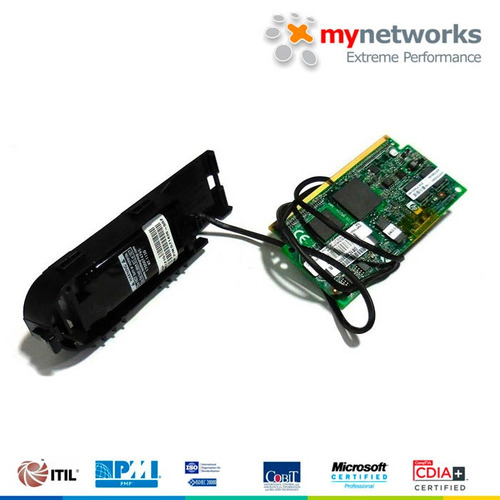 kit fbwc 1gb + bateria para hp smart array p410/p411