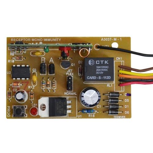 kit fechadura elétrica 12v abertura 2 controles remoto ipec