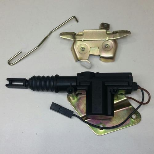 kit fechadura porta malas gol quadrado sistema eletrico