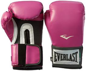 4dad5cd83 Luvas Muay Thai Everlast Feminina 10 Oz - Luvas para Artes Marciais e Boxe  no Mercado Livre Brasil