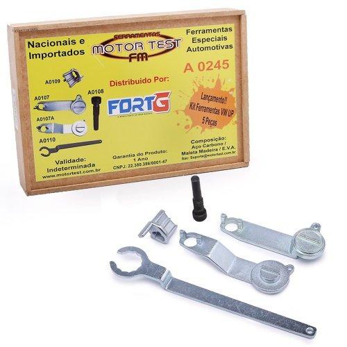 kit ferramenta p/ troca correia dentada motor vw up e msi p