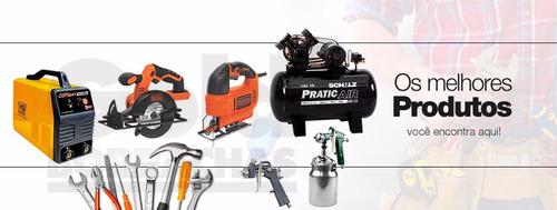 kit ferramenta trabalho doméstico 6 peças sparta