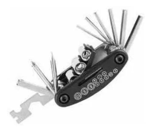 kit ferramentas bike absolute suporte chave allen e espatula
