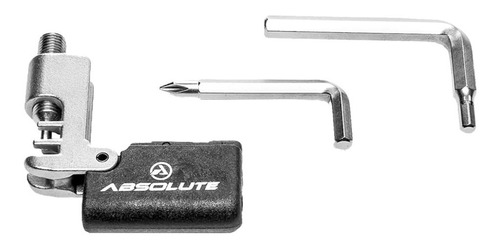 kit ferramentas canivete bicicleta mtb absolute ys-285 5fun