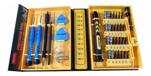 kit ferramentas chaves 38/1 torx philips celular notebook pc