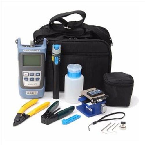 kit ferramentas fibra optica ftth 9 (promoção)