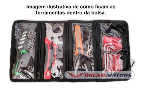 kit ferramentas moto bmw gs 800 850 1200 1250 s1000 rr xr