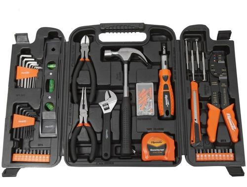kit ferramentas sparta 129 peças com maleta