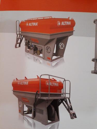 kit fertilizador sembrador neumàtico