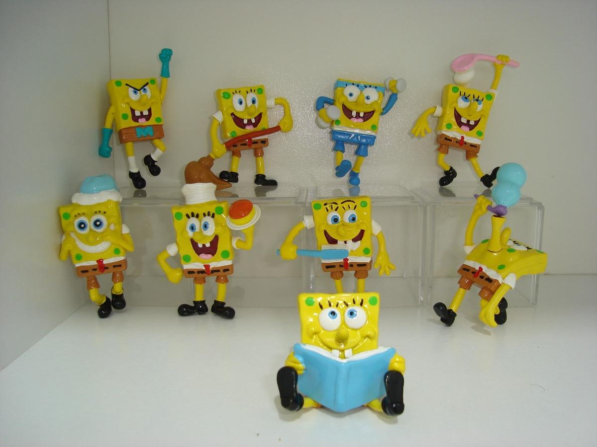 e4afd226033 kit festa bob esponja decoração aniversário topo de bolo. Carregando zoom.