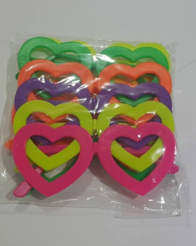 kit festa c/ 100 oculos casamento/aniversario/balada