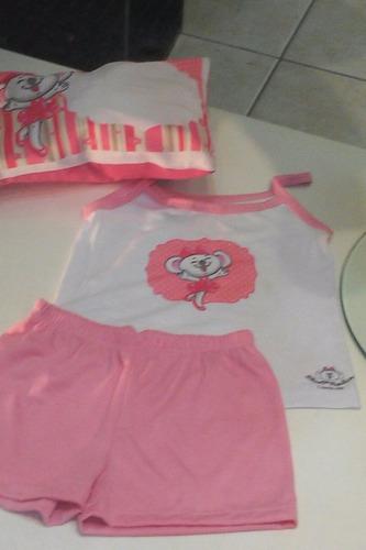 kit festa do pijama minie  com pijama infantil ou adulto