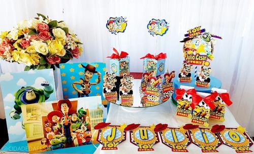 kit festa em casa toy story
