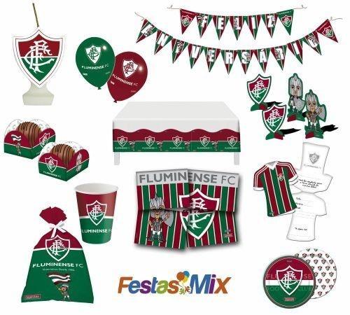Kit Festa Fluminense - 24 Pessoas - R  511 c4a72a41987cd