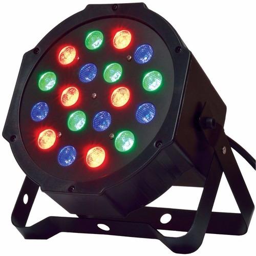 kit festa iluminação jogo de luz strobo maquina fumaça led