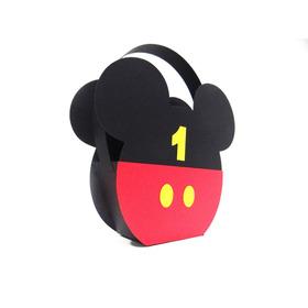 Kit Festa Infantil Personalizada Lembrancinha Mickey