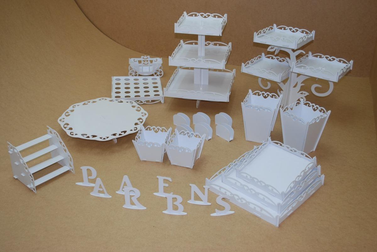 d7eee995a kit festa provençal aniversário 31 peças branco não é mdf. Carregando zoom.