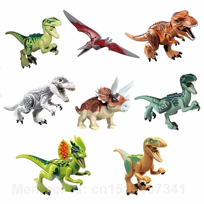 Kit Festas Dinossauros Jurassic World Jurassic Park