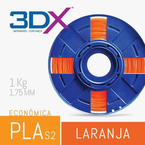 kit filamento pla 1,75 mm 2 x 1kg | s2