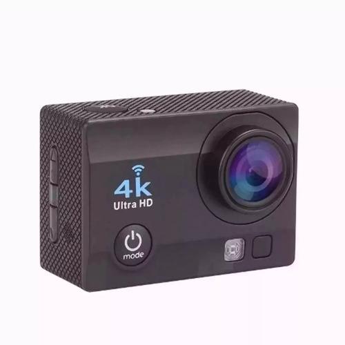 kit filmadora action câmera 4k  barato pomoção