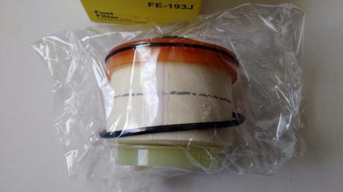 kit filtro aceite + filtro aire + filtro diesel js, hilux